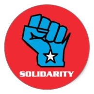 Wisconsin FIST Solidarity Logo