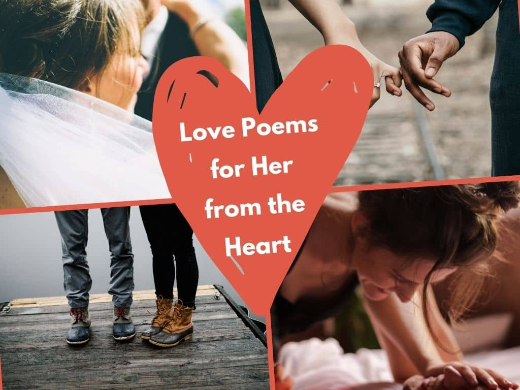 Love Poems for Her from the Heart