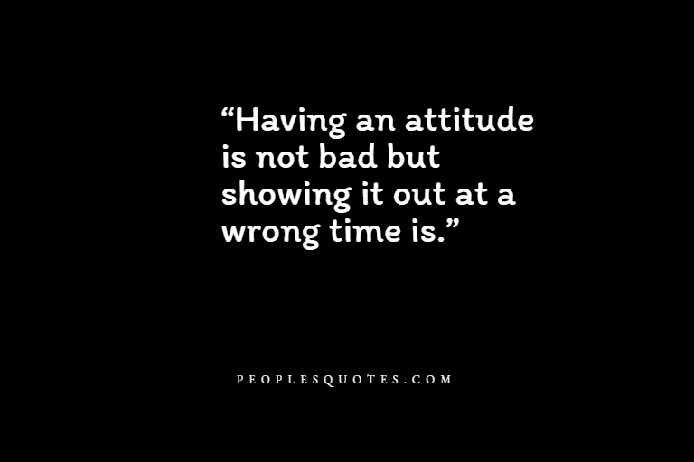 positive Attitude quotes with images