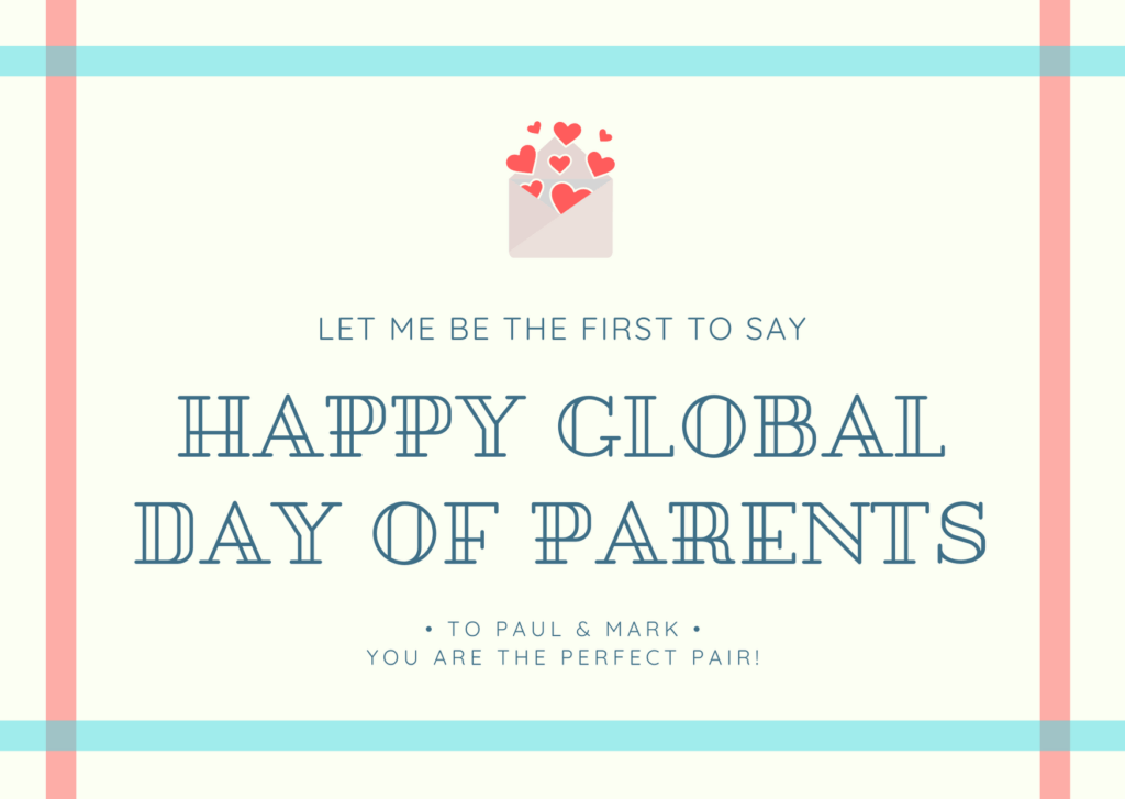 Happy Parents Day 2020 Quotes, Images & Card