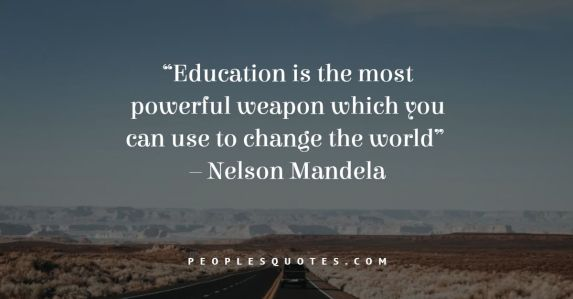 Best Quotes on Education