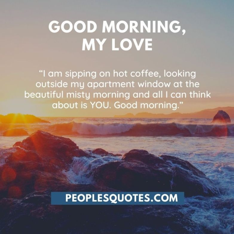 Lovely Good Morning Quotes For Her