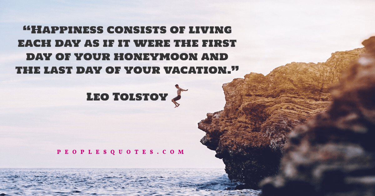 Holiday and vacation Quotes & sayings