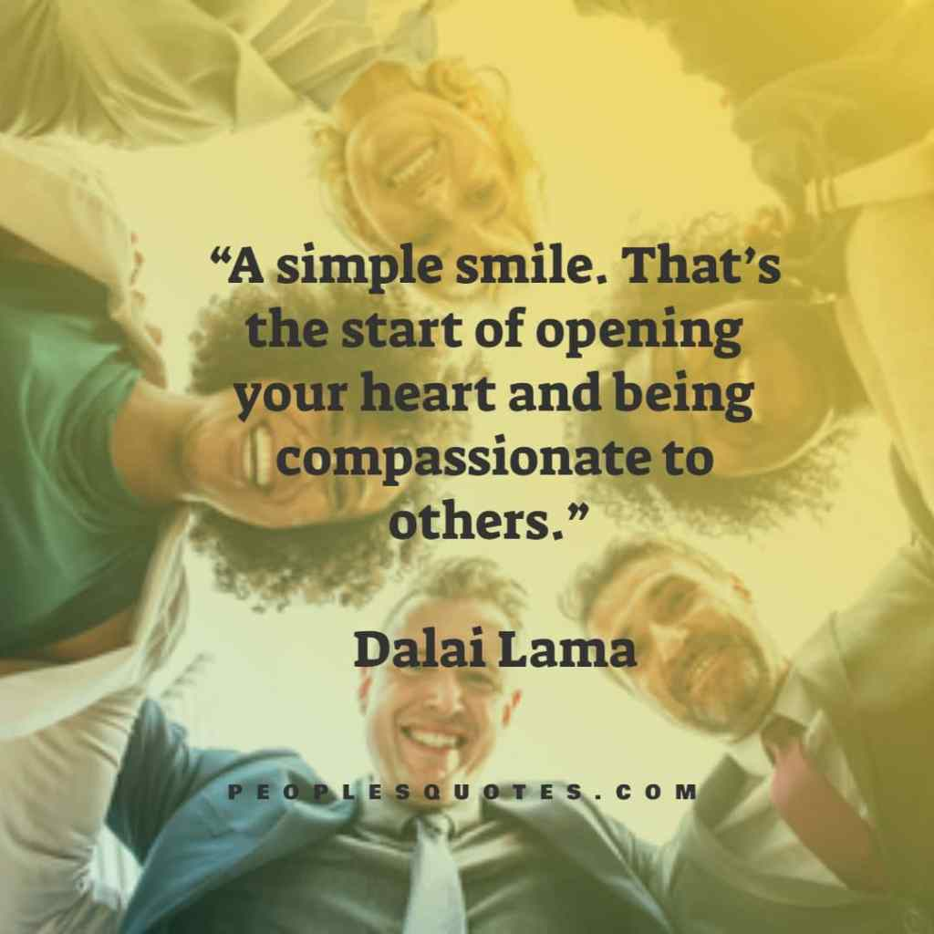 Beautiful Smile Quotes that lighten your day