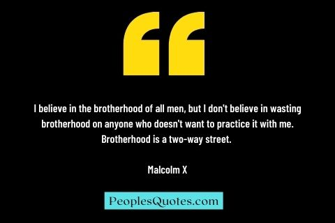 Fraternity Brotherhood Quotes