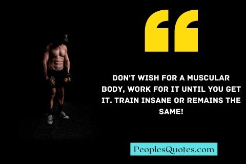 Fitness Motivation Quotes with Images