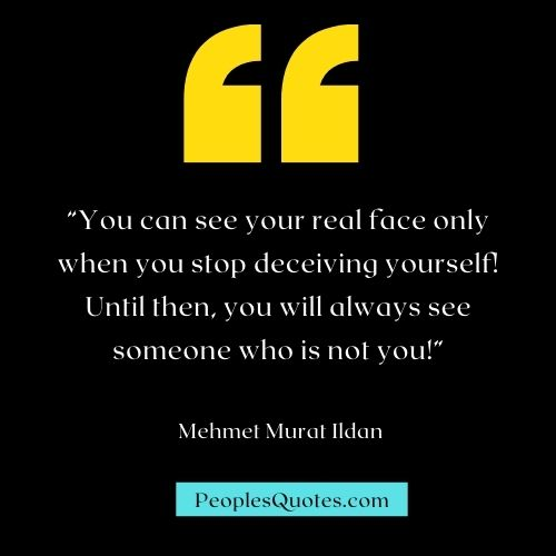 Quotes About Self-deception