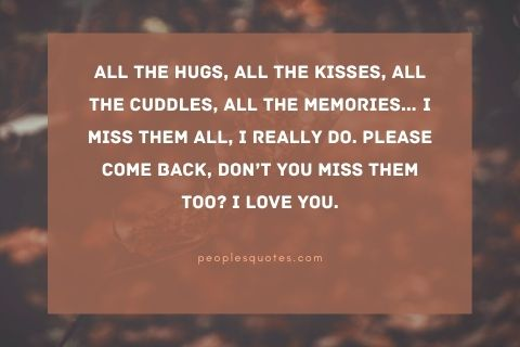 Quotes for ex-girlfriend You Still Love