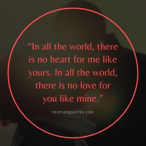 English Romantic Love Quotes for Husband