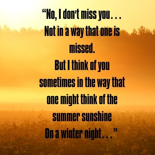 You are my sunshine quotes for him