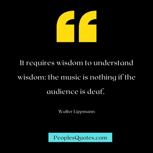 Wise Quotes About Wisdom