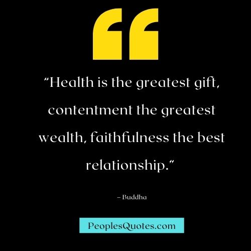 Wellness and Health Quotes image