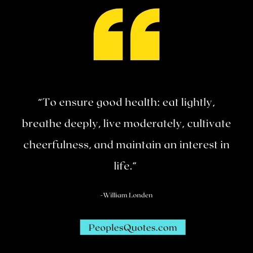 Wellness quotes for a healthy lifestyle