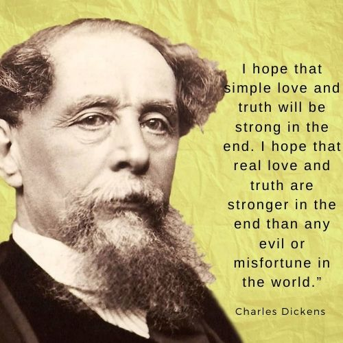 Charles dickens quotes about love