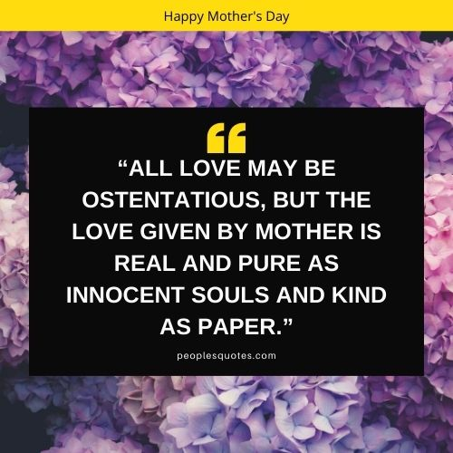 Best Moms Day Quotes and Sayings