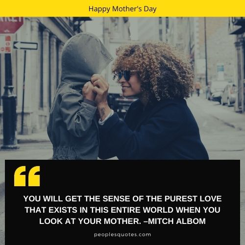 Happy Mother's day 2021 card