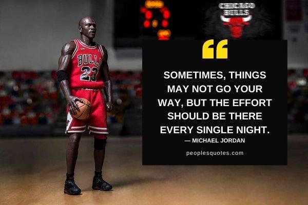 Michael Jordan Quotes on Basketball