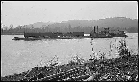 guntersville rr steamer