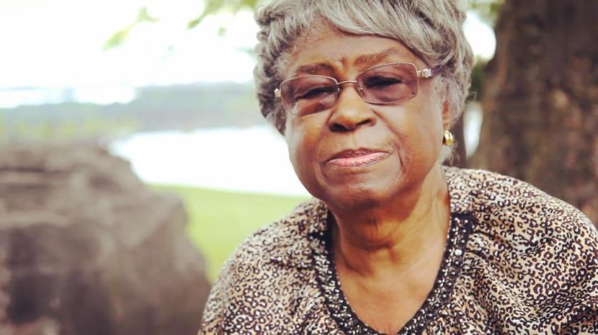 Interview with Anita Cobb, who knows her detailed family history going back five generations to before emancipation