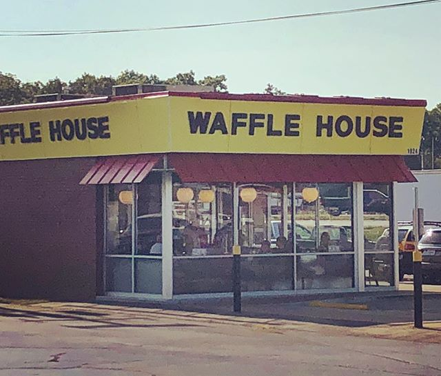 All the way across the country I am passing up Waffle House because of a string of racist incidents where staff are calling the cops on Black people because they don't like their attitude. @wafflehouseofficial #shantyboat #witeppl #bbqbecky #PermitPatty #BreakfastWhileBlack #blm #BlackLivesMatter #Racism #fuckwafflehouse @wafflehouse
