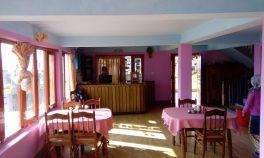 Lunch room in Ghandruk