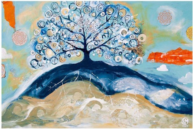 The Dream Tree- by Rosie