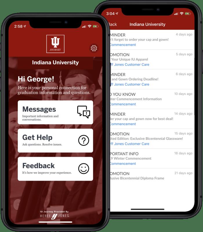 Indiana University App