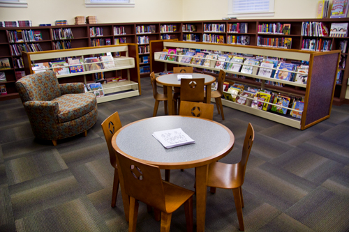 McClure Branch Children's Area