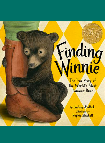 Finding Winnie - The True Story of the World's Most Famous Bear