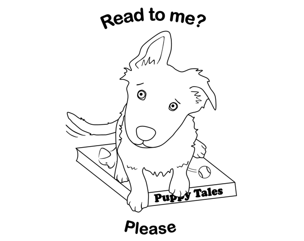 Read to your puppy