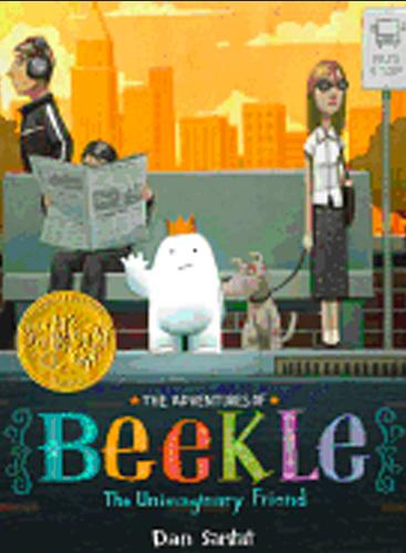 The Adventures of Beekle - The Unimaginary Friend