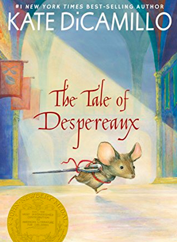 The Tale of Despereaux: Being the Story-of-a-Mouse,-a-Princess,-Some-Soup, and a Spool of Thread