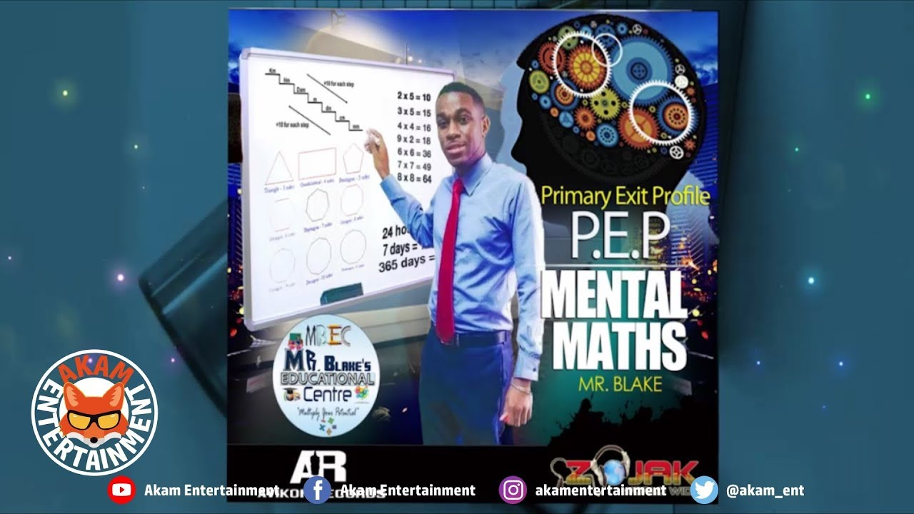 Mental Maths – Mr. Blake