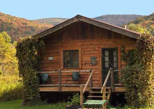 PEPACTON CABINS Rent a Cabin on the East Branch of the