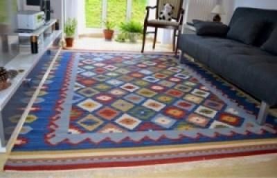 Limpiar alfombras en casa