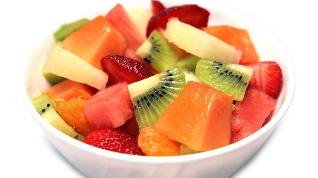 Conservar la fruta cortada sin que se oxide