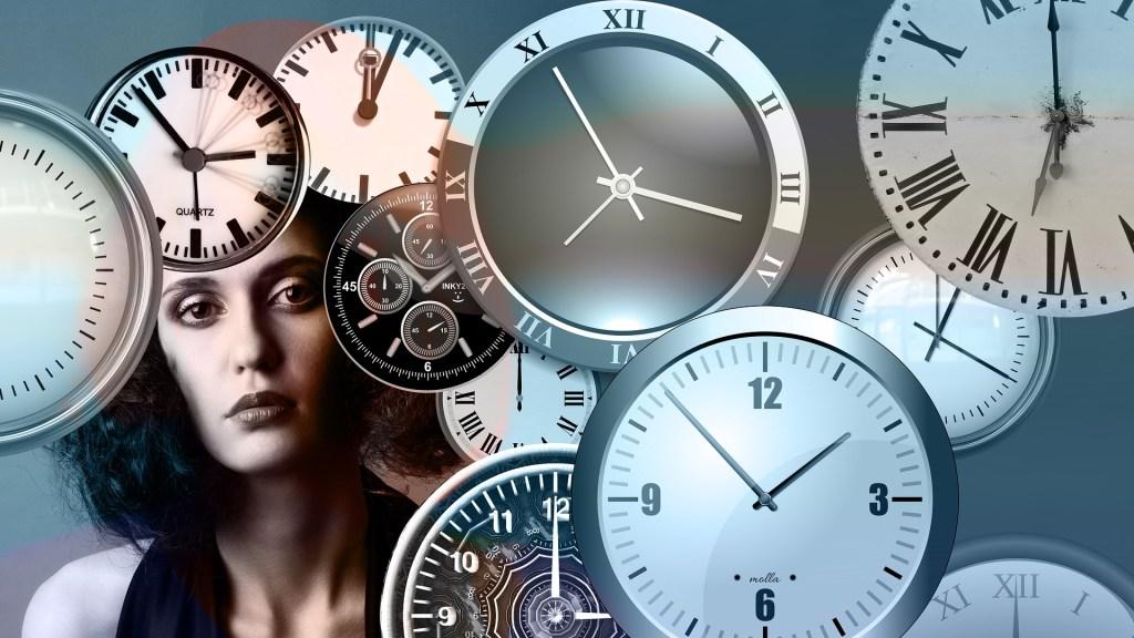muestra relojes ladrones de tiempo