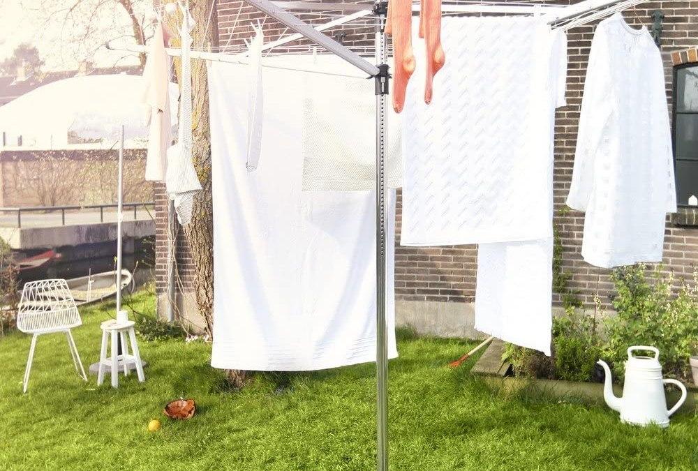 Secar y desinfectar la ropa al Sol. Ecología poquito a poco.