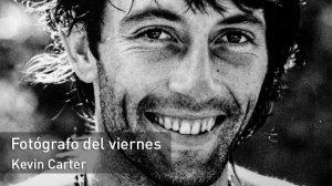Un Kevin Carter sonriente antes de que su vida se despeñara por el infierno de las drogas y la depresión.