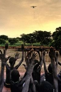 Iº Premio del Concurso fotográfico de Médicos del Mundo. Sur de Sudán. (Foto: LUIS DAVILLA)