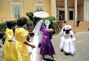 Una boda en Eritrea (Foto: LUIS DAVILLA)