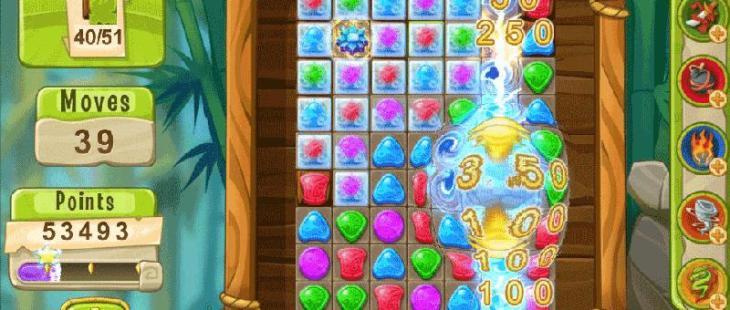 Gem Legends iPad Gem Legends_4