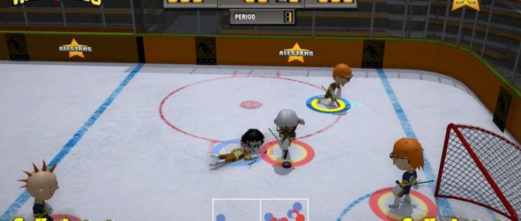 Junior League Sports: Ice Hockey Nintendo Switch Junior League Sports: Ice Hockey_4