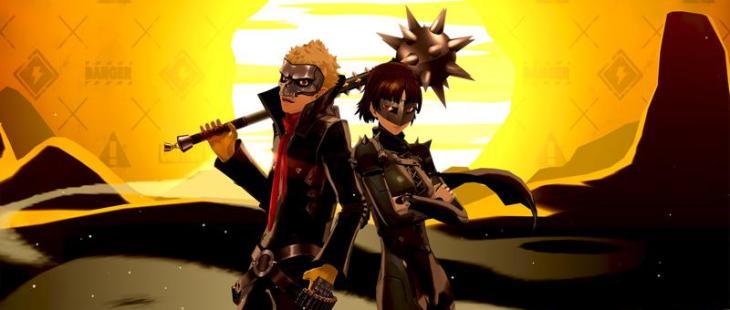 Persona 5: Royal PlayStation 4 Persona 5: Royal_4