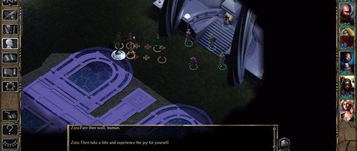 Baldur's Gate II: Enhanced Edition Windows  La búsqueda de Dorn finalmente conduce en el plano de un dios