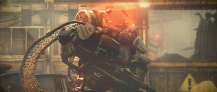 Killzone 3 PlayStation 3  algunas tropas enemigas tienen un solo punto débil.
