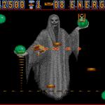 Hyperforce Atari ST  Nivel 2 última pared