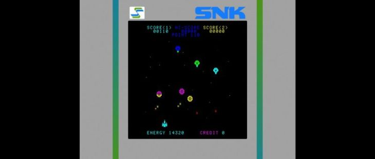 SNK 40th Anniversary Collection Nintendo Switch SNK 40th Anniversary Collection_46