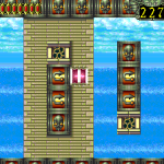 Somer Assault TurboGrafx-16  El 12º y último nivel es el más inteligente.