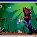 Earthworm Jim: Special Edition Windows  Fifi el perro rabioso (ventana de tamaño doble)